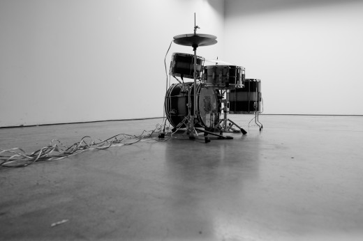 Temporal Drum Set by John Brennan.