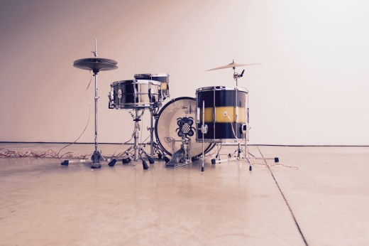 Temporal Drum Set by John Brennan