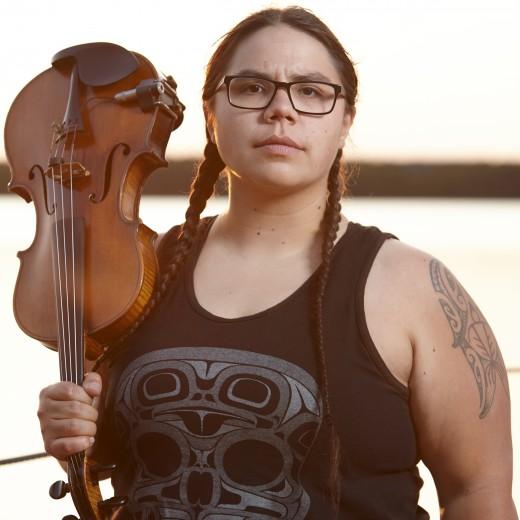 Melody McKiver. Photo courtesy of the artist, by John Paillé.