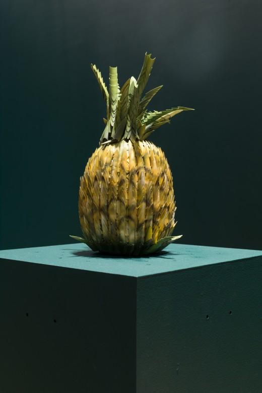 Aleesa Cohene, Whoa (Pineapple Nails), 2018