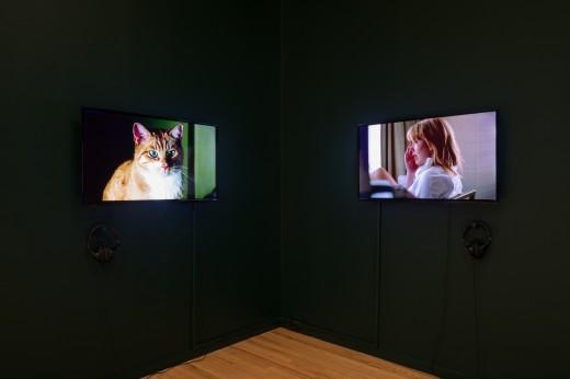Aleesa Cohene, Whoa (1 and 2), 2018