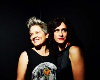 Go to Bright Moments: Jenny Scheinman & Allison Miller's Parlour Game
