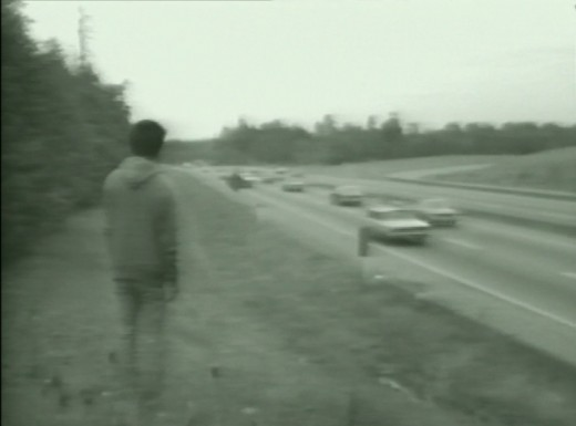 Ken Lum, Entertainment for Surrey, 1978, 1:05mins, single-channel video (video still). Gift of the Artist. Collection of the Surrey Art Gallery.