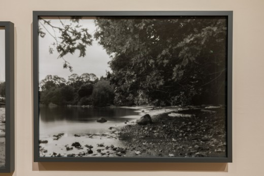 Melinda Mollineaux, Cadboro Bay: Index to an Incomplete History, 1998/2020, variable sizes, gelatin silver print and text. Courtesy the artist. Photo: Dennis Ha.
