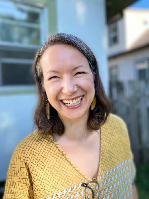 Michele Steinwald. Photo by John Whiting.